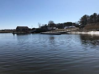 Town Docks are in!  March 22, 2020